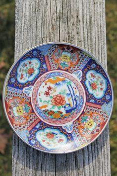 IMARI WARE decorative Porcelain JAPAN Plate