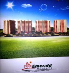 Emerald heights developer is lunch new upcoming projects in Faridabad. Emerald heights project is an upcoming project in Sec 88 Faridabad. Emerald heights are providing 24 hours power backup and full security for all time. Emerald heights project in available parking, swimming pool and parks.