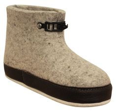 Amazon.com: Haus - The Original Boiled Wool Slippers From Norway for Men and Women: Shoes
