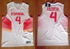 Pau Gasol - Selección Nacional España Mundial 2014