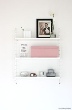 My new String shelf