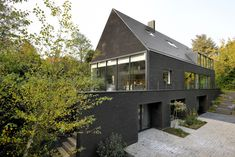 Gallery of Villa Black / K2A - 2