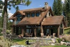 Architecture Unique Rustic Home Plans For Beautiful And Classic Design Of Contemporary Rustic House Plans Rustic Home Design Rustic Style Homes Designs Rustic Style Homes Designs. Rustic Style Homes Designs Ideas. Best Rustic Style Homes Designs. Timber Frame Homes, Timber House, Timber Frames, Timber Frame Home Plans, Rustic Home Design, Modern House Design, Rustic Homes, Western Homes, Cabin Design