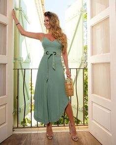 Maxi Outfits, Boho Outfits, Trendy Outfits, Summer Wedding Outfits, Casual Summer Outfits, Classy Outfits, Outfit Summer, Forever 21 Outfits, Girl Fashion