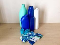 Hi everyone! In this quick instructable I'm gonna show you how to recycle HDPE plastic bottles and jugs to create blocks that can be used in lot of different...