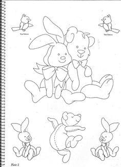 Ropa de cuna sabanas para tu bebe edredon cojin y - Dibujos para sabanitas de bebe ...