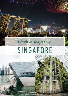 An Overnight Layover in Singapore