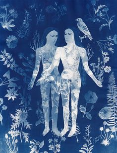 Full Moon In Aries, Black And White Art Drawing, Ap Drawing, Sun Prints, Cyanotype, Daily Pictures, Plant Art, Art Gallery, Adam And Eve