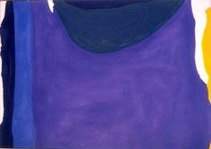 High Neck A Line Pretty Bridesmaid Dress Art Journal Inspiration, Painting Inspiration, Abstract Expressionism, Abstract Art, Pollock Paintings, The Joy Of Painting, Helen Frankenthaler, Indigo, Modern Artists