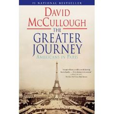 I love all David McCullough books. His newest one that focuses on Americans in Paris in the 1930s and their influence on American society once they came home was really insightful and wonderful. I highly recommend!