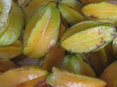 Carambolas: un tesoro hecho fruta: http://www.verdelicias.com/