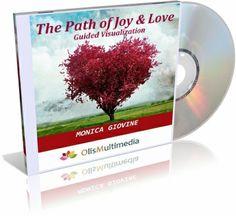 Visualization - The Path of Love Paths, Meditation, Audio, Joy, Happiness, Pathways, Zen