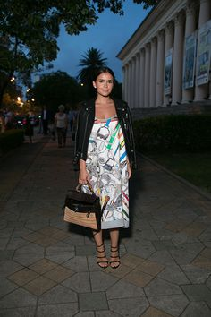 "Miroslava Duma - a Russian ""It"" Girl (Part III) - Page 631 - PurseForum"
