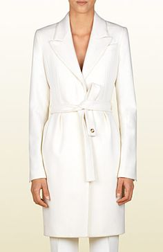 Gucci coat - this photo does not do it justice. I saw this at Nordstrom - it is STUNNING!