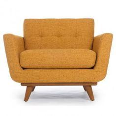 I dig this Nixon chair - Mid Century Modern furniture / mad men
