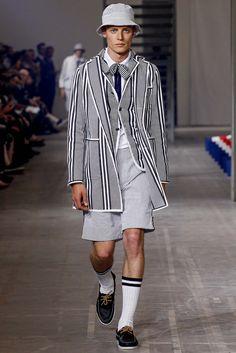 Wilhelmina Models: Janis Ancens for Moncler Gamme Bleu, MFW S/S '16 - See more at: wilhelminanews.com