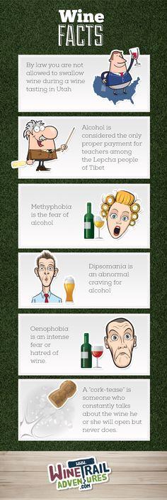 Algunos datos interesantes sobre el vino #WineUp