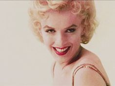 Marilyn in a publicity photo for Bus Stop, 1956. Photo by Milton Greene.