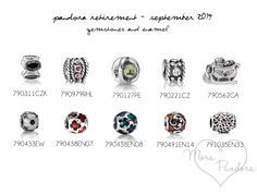 pandora retirement september 2014 charms accents