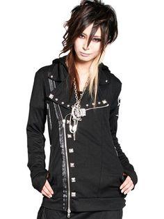 BLACK Rider's Parka / See more at www.cdjapan.co.jp... #punk #jrock