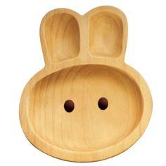 Petits Et Maman Kids' Wood Plate, Rabbit Petit Et Maman http://www.amazon.com/dp/B00FBI21GM/ref=cm_sw_r_pi_dp_TLqVwb1XRPA9Y