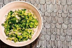 Finnish Cucumber Salad :: The Scandinavian Baker