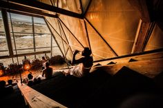 sauna, SALT festival, nomadic global movement in the Arctic