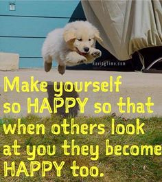 Stay Focused on What Makes You Feel Good.  #happy #quotes #wisdom