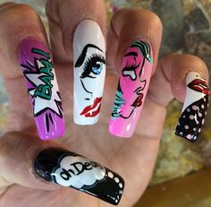 KandiLand Nails on We Heart It