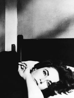 Elizabeth Taylor in Suddenly, Last Summer, 1959. Via http://hollywoodlady.tumblr.com/