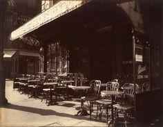 Paris by Eugène Atget