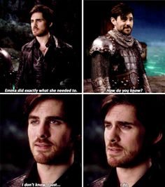 "Killian Jones and Arthur - 5 * 21 ""Last Rites"""