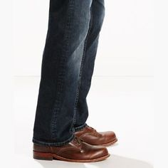 Levi's 559 Relaxed Straight Fit Stretch Jeans (Big & Tall) - Men's 40x38