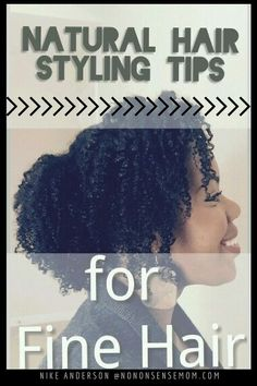 Hair Styling Tips : 1000+ images about Natural Hair: Styling tips and techniques on ...