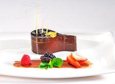 Kulinarische Köstlichkeiten Panna Cotta, Restaurants, Ethnic Recipes, Food, Gourmet, Dulce De Leche, Essen, Restaurant, Meals