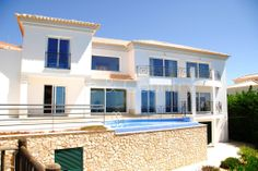 Located close to Albufeira, this front line property enjoys the best ocean views in the whole Algarve, see our Ocean Views board for more pictures #albufeira