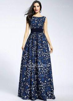 2020 Women Fashion two piece floral prom dresses cotton floral maxi dress Floral Prom Dresses, Floral Maxi Dress, Cute Dresses, Vintage Dresses, Beautiful Dresses, Summer Dresses, Formal Dresses, Floral Lace, Floryday Dresses