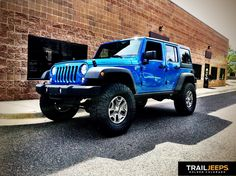 """MetalCloak 3.5"""" Game Changer with 37"""" Nitto Ridge Grapplers  www trailjeeps.com"""