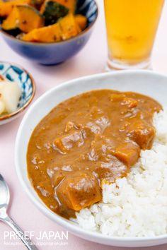 Japanse curry met pompoen en daikon   Proef Japan Food Japan, Ethnic Recipes, Seeds