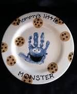 Animal Handprint Pottery Ideas - Bing Images