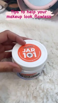 @juliejuly2020 is showing you how she uses the Original Solid Jar to not only keep her skin hydrated and glowing, but how to make her makeup looking flawless. #HowDoYouJar Get your Original Solid Jar at @familydollar 📸 @juliejuly2020 Elf Make Up, Braids For Black Women, Flawless Makeup, Cocoa Butter, Cooking Timer, Makeup Yourself, Lotion, Makeup Looks, Beauty Hacks