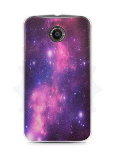 Capa Capinha Moto X2 Galáxia - SmartCases - Acessórios para celulares e tablets :)