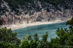 Sardynia, Cala Luna Beach.