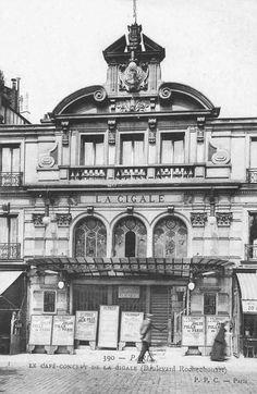 1897 - La Cigale - Paris