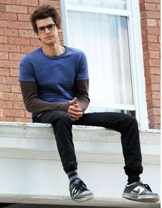 andrew garfield… don't judge me cuz I put him on the 'Noms' board =D