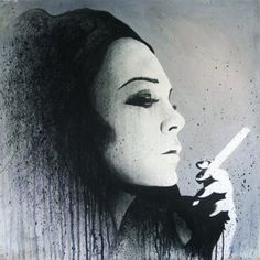 nice graffitti & portrait art