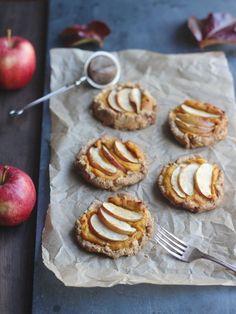 Apple & Squash Hazlenut Pastry Galette | Gluten Free & Vegan | Natural Kitchen Adventures