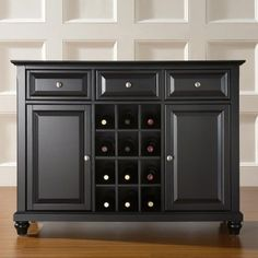 Cambridge Buffet Server with Wine...    $399.00