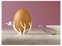 Birdnest Eggcup - Made from laser sintered polyamide - $8