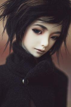 Elji, the Zaoll Luv boy. Ball Jointed Doll (BJD)